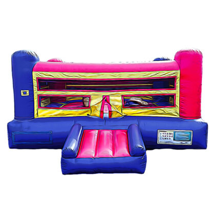bouncing ring inflatable