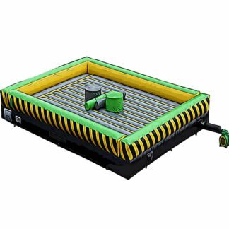 pedestal caustic joust inflatable
